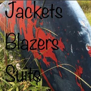 Jackets, Blazers & Suits